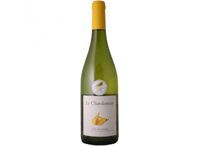 Chardonnay IGP Puy de Dôme Cave Saint Verny