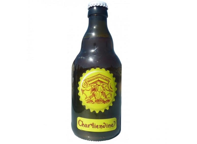 Bière blonde Charliendine SORNIN 33CL