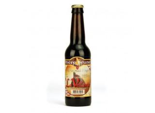 Bière brune - LA VELLAVIA