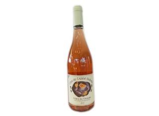 Vin rosé AOP Clos l'Abbé Dubois