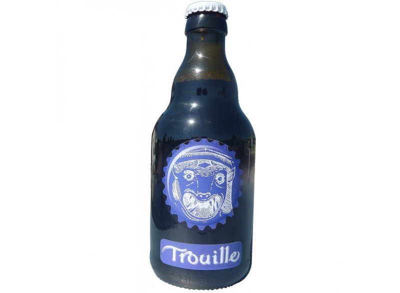 Bière brune Trouille SORNIN 33CL