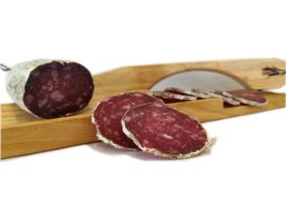 Saucisson mélange porc et Fin Gras du Mézenc