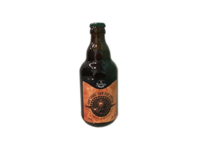 """Bière blonde bio """"Eduenne"""" SORNIN 33CL"""