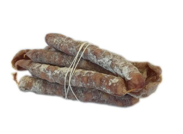 Fagots - mini-saucissons fabriqués artisanalement