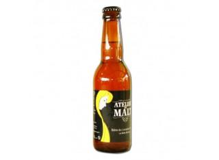 """Bière blonde """"Belle Blonde"""" - ATELIER DU MALT"""