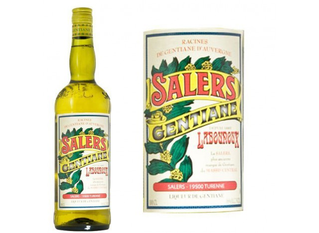 Liqueur de Gentiane 16° 1L SALERS