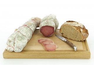 Filet de porc séché artisanal