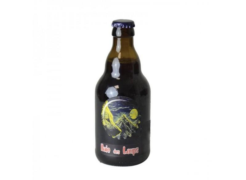 Bière rouge Baie des loups SORNIN 33CL